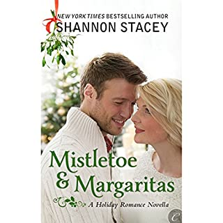 Mistletoe and Margaritas audiobook cover art