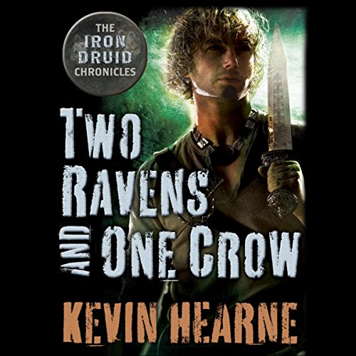 Two Ravens and One Crow audiobook cover art