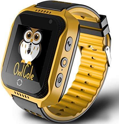 Owl Cole Smart Watch for Kids GPS Tracker Best Phone Watch...