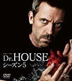 Dr.HOUSE/ドクター・ハウス シーズン5 バリューパック[DVD]