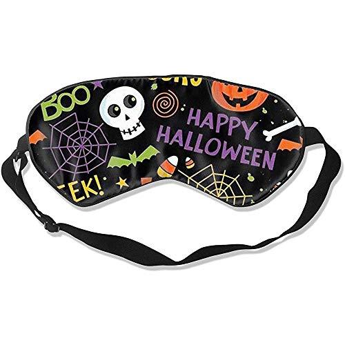 Blindfold, Halloween-decoratie, lichte, comfortabele strip voor hotelvliegreizen.