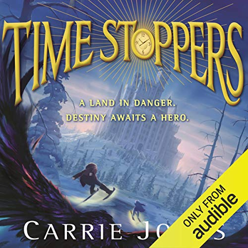 Couverture de Time Stoppers