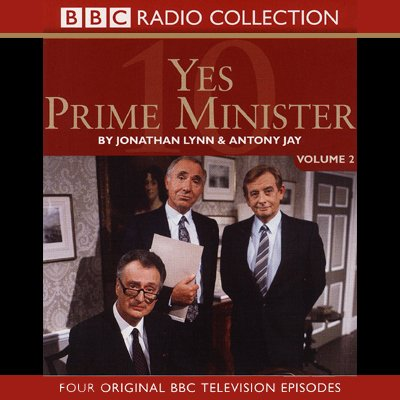 Yes Prime Minister cover art