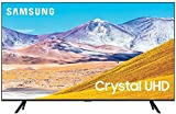 Samsung UN43TU8000 43' Crystal 8 Series 4K Ultra High Definition Smart TV with Additional 1 Year Coverage by Epic Protect (2020)