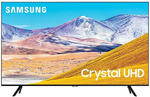 Samsung UN65TU8000 65' 8 Series Ultra High Definition Smart 4K Crystal TV with an Additional 1 Year Coverage by Epic Protect (2020)