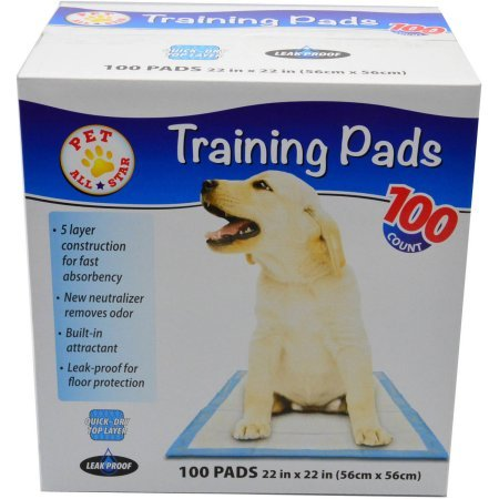 Dog Training Pads Walmart