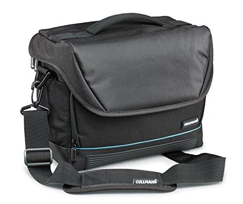 Cullmann Boston Maxima 300+ Carcasa compacta Negro - Funda (Carcasa compacta, Universal, Tirante para Hombro, Negro)