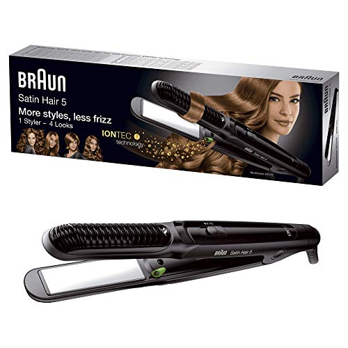 Braun Satin Hair 5 Multistyler Haarglätter ST570, mit IonTec