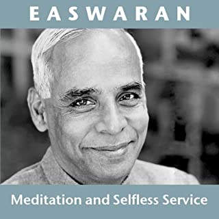 Meditation and Selfless Service audiobook cover art