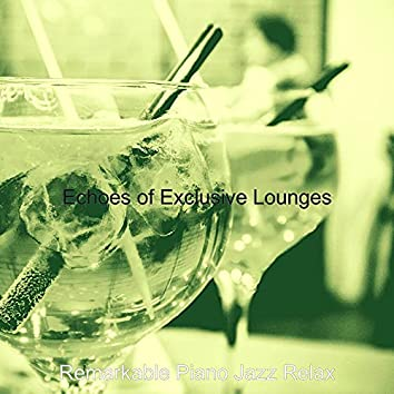 Echoes of Exclusive Lounges