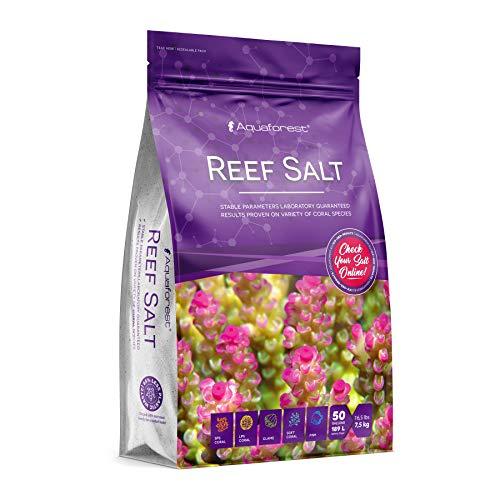 Aquaforest Reef Salt 7,5 Kg