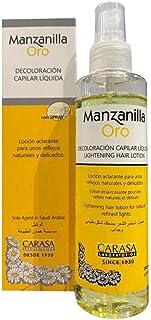 Manzanilla Oro Productos Para El Cuidado Del Cabello 1 Unida
