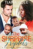 The Surprise Triplets: A BWWM Billionaire Romance