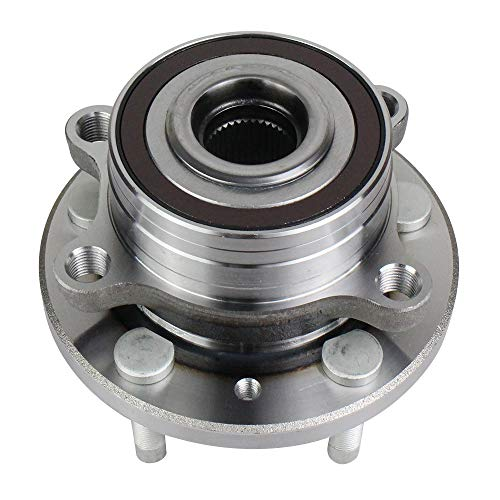 Autoround 512460 Wheel Hub and Bearing Assembly Fits for 2011-2018 Ford Explorer...