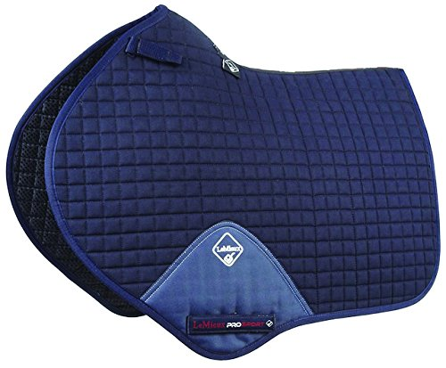 Lemieux Prosport Close Contact Square (d-ring) - Navy - Large