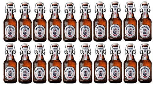 20 Flaschen Flensburger Alkoholfrei BG a 0,33 L ink. MEHRWEG Pfand