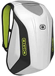 OGIO 123007.09 White No Drag Mach 3 Motorcycle Bag Pack