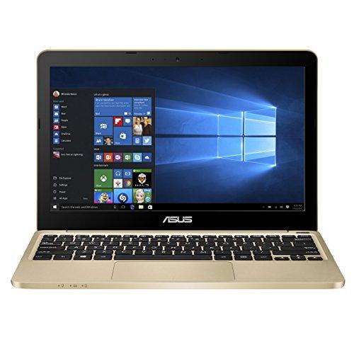 ASUS E200HA Portable Lightweight 11.6-inch Intel Quad-Core Laptop, 4GB RAM, 64GB Storage, Windows 10 with 1 Year Microsoft Office 365...