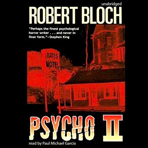 Psycho II cover art