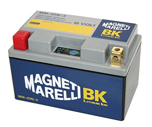 MM -ION-3 - Batería de litio para moto YTZ10S-BS 8.06 AH