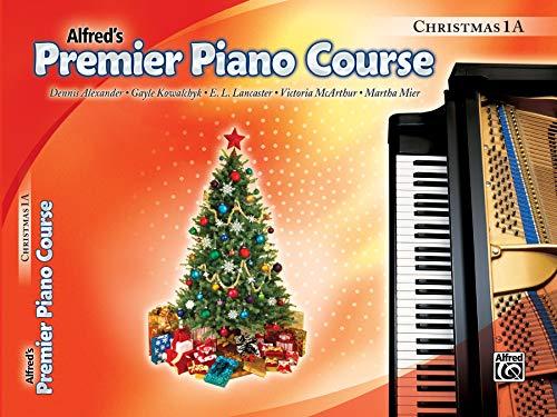 Premier Piano Course Christmas, Bk 1A