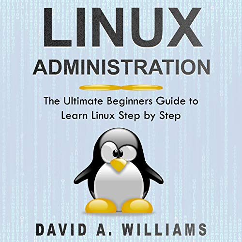 Linux Administration audiobook cover art