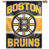 Wincraft Boston Bruins Vertical NHL Fahne 100 x 70 cm