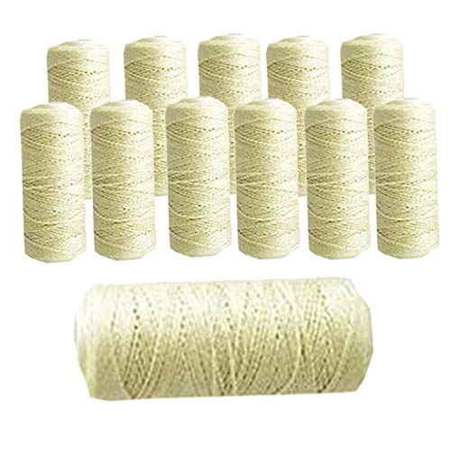 12 for $ 10 combo deal! Weaving Thread (Beige) by Rosponse