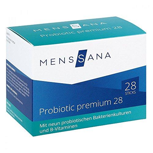 MensSana Probiotic premium 28 Sachets, 28 St. Beutel
