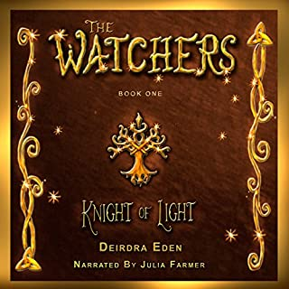 The Watchers: Knight of Light audiobook cover art