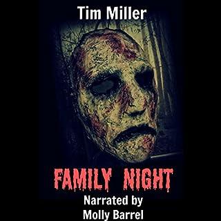 Family Night audiobook cover art