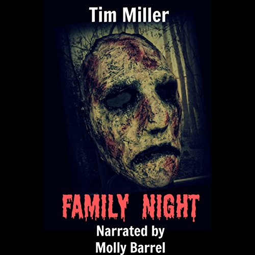 Family Night audiobook cover art
