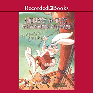 Henry & the Buccaneer Bunnies audiobook cover art