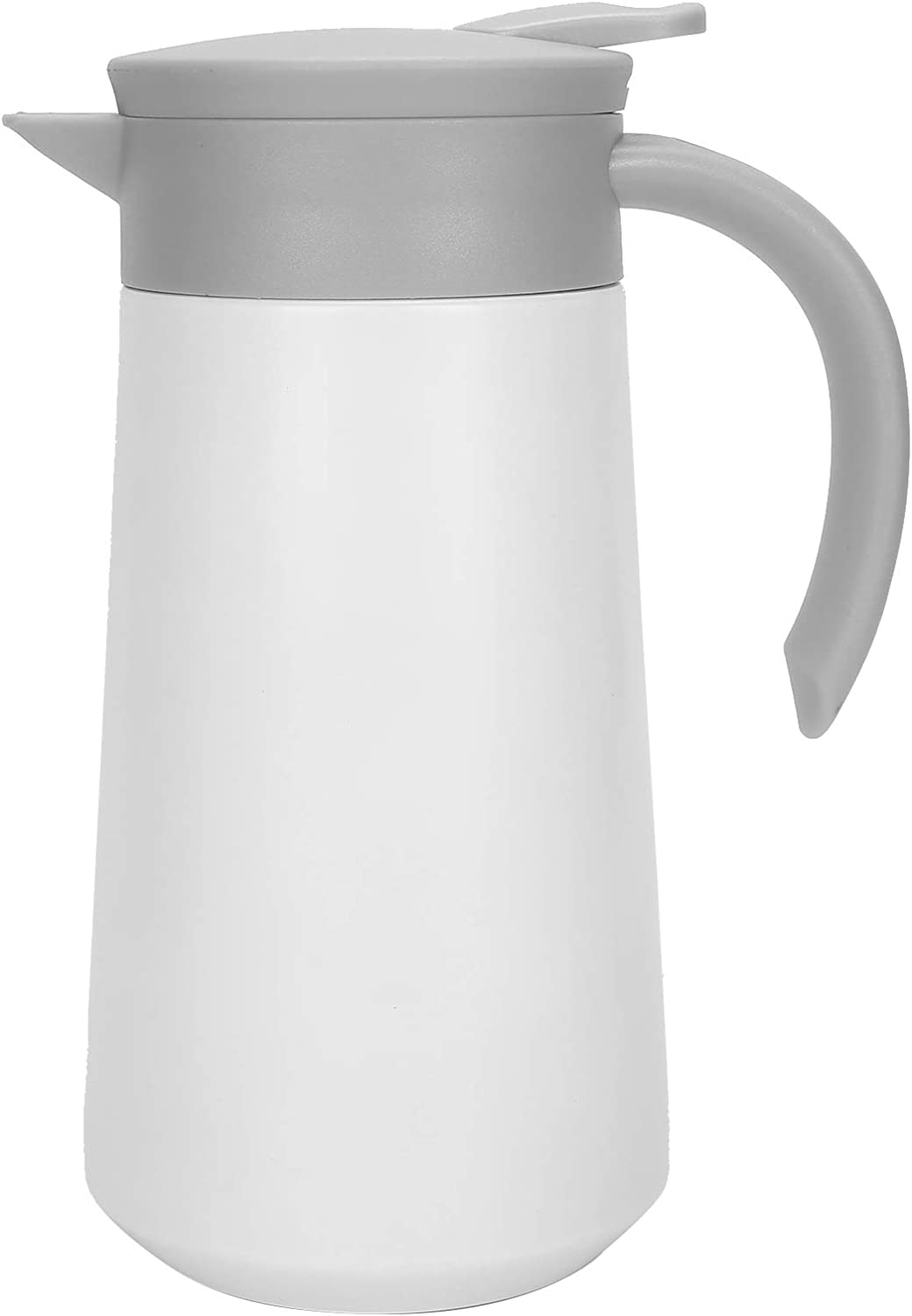 800ML Thermal Jug Super beauty product restock quality Max 65% OFF top Large Capacity Liner Insulated Steel Stainless