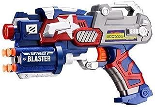 Newisland Big League Blaster Gun with Foam Darts and Dartboard