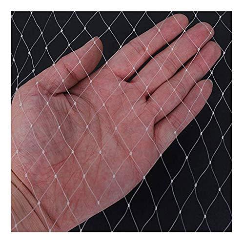 APOE Anti Bird Netting for Balcony, Nylon Mesh Netting for Plant Protection Pond Safety Fruit Cage Veg Net
