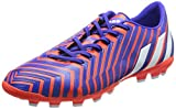 adidas P Absolado Instinct AG, Botas de fútbol Hombre, Azul/Rojo, EU 41 1/3 (UK 7.5)