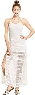 Juniors' Sleeveless Lace Dress