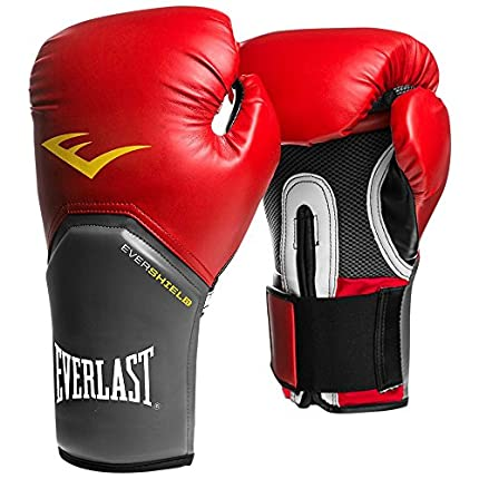 Everlast 4112U Guantes de Boxeo, Adultos Unisex, Rojo, 12oz