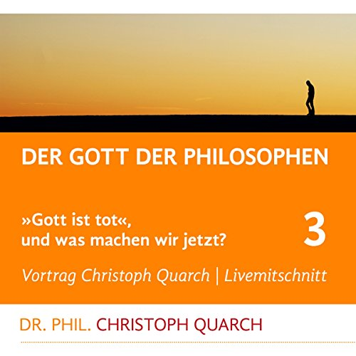 Der Gott der Philosophen audiobook cover art