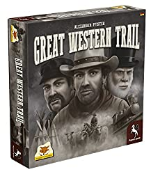 Great Western Trail -Schachtel Cover