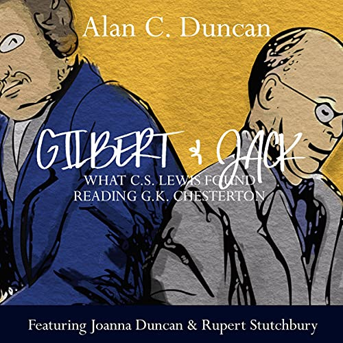 Gilbert and Jack Audiobook By Alan C. Duncan cover art