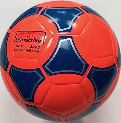 Balón de fútbol Lionstrike ligero