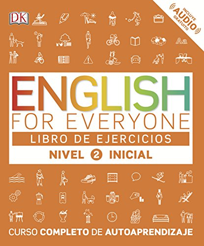 English for Everyone - Libro de ejercicios - Nivel 2 Inicial