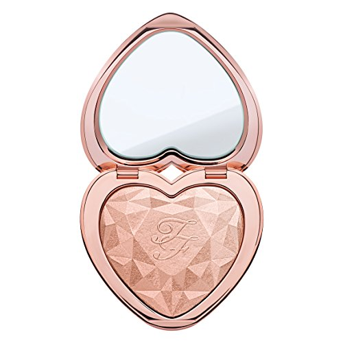 "Too Faced, fard illuminante ""Love Light Prismatic Highlighter"", raggio di luce, colore: rosa dorato"
