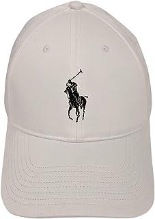 قبعة الأداء الأساسية للرجال من بولو رالف لورين مع حزام خلفي قابل للتعديل