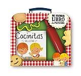 Cocinitas. Libro-juego: Mi primer libro de recetas (Libros prácticos)