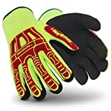 HexArmor Rig Lizard Thin Lizzie Thermal 2091 Cold Weather Impact Gloves, Large...
