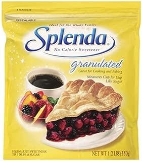 SplendaNo Calorie Sweetener - Granulated - 1.2 Lbs. by Splenda