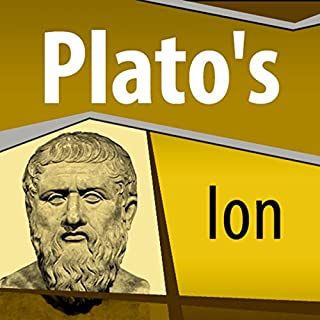 Plato's Ion cover art